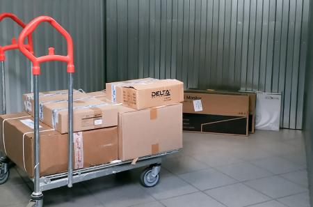 О компании MegaBox